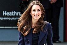 Kate Middleton Fashion + Style