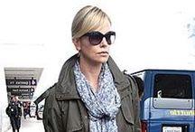 Charlize Theron Fashion + Style