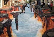 Street art / Le street art dans le monde
