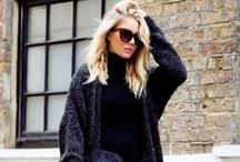 All Black Everything / Who says you need to wear color to be stylish and fashionable? Check out these all black everything outfits for your inspiration.