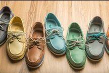 Classic meets colors : Timberland Boat Shoes / Cette saison la chaussure bateau classique de Timberland se pare de nouvelles couleurs pour des looks d'été acidulés et branchés ! Découvrez les nouveaux modèles de bateau sur www.shop-nantes-atlantis.fr !
