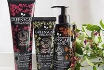 Greenscape Organic / Greenscape Organic offers high-end, luxury skin care with the official Soil Association COSMOS-standard organic certification. We've used a perfected blend of natural ingredients to bring you our own unique, organic formulations. With four fragrances to choose from, each item in our Greenscape Organic skin care collection contains naturally nourishing essential oils. Choose from floral Rose & Geranium, relaxing Lavender Wood, uplifting Mint & Bergamot and zesty Grapefruit & Lime.