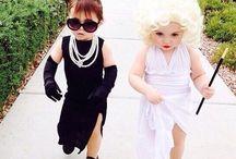 Audrey & Marilyn / Idols