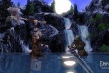 Characters Screenshots DFUW
