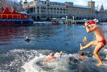 Samichlaus Swim Zurich