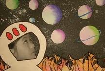 Astronautes / by Anna Moreno forteza