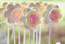 Beautiful desserts / Decoration ideas and recipes