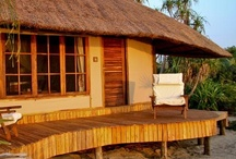 Hidden Paradise at Saadani Safari Lodge / Warm weather, endless white beach and just the waves of Indian Ocean to keep you company, while gazing at the sky full of stars! Are you curious? This paradise is at Saadani Safari Lodge, set in the midle of #Saadani National Park, in Tanzania!