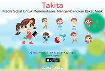 Infografi Takita / Informasi dan pengumuman mengenai Takita  / by TemanTakita
