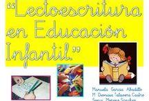 Lectoescriptura / by Anna Moreno forteza