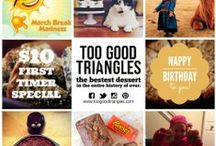 TGT Special Sales / www.toogoodtriangles.com