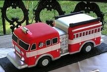 FIRE TRUCKS / by A Dolls Life