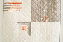Modern Quilting & Patchwork ideas / by Dani's Design