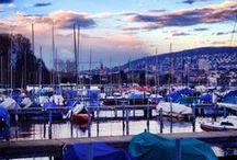 Lake Zurich / Lake Zurich