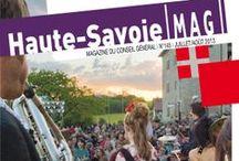 Haute-Savoie Mag / Découvrez le magazine du Département de la Haute-Savoie, avec toute l'actualité, les dossiers de la rédaction, les idées de sorties...