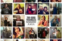 TGT Wall of Fame Collages / www.toogoodtriangles.com