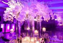 Purple Shades - Wedding Ideas / #PurpleShadesWeddings and Ideas From bouquets to bridesmaids dresses, centerpieces to cakes, get tons of inspiration for purple shades of wedding. Pins hand picked by our team at SPP&E to help you create your dream wedding in shades of purple. Than you for visiting our pins and boards.