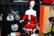 Notre concept store de Toulouse / Sur environ 40 m2 venez découvrir l'ensemble de notre offre trottinette électrique, vélo électrique, roue électrique, accessoires 'casque, antivol, protection de pluie...