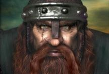 Dwarf ● Male