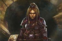 Dwarf ● Female