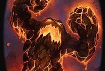 Elemental ● Lava