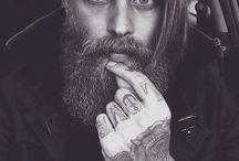 Beards, Hair & Tattoos