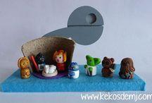 Cute Nativity Set