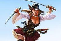 Pirate ● Female
