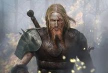 Human ● Norse ● Male