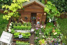 Fairy Garden Ideas / Things that go into a fairy garden