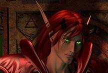 Elf ● Blood ● Male