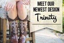 BootRoxx / Transform your favorite boots into a lively, sexy new pair.