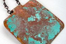 Jewelry-Patina tips / How to add patina to metal