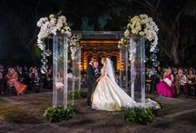 Elite Wedding-Brigitte & Khalid 10.11.14 /  Brigitte and Khalid got married at the historic #Vizcaya Museum and Gardens in Miami, FL on October 11, 2014. Featured in Grace Ormonde  Spring 2015!  Brigitte and Khalid, I'm so happy to have been part of your fairy tale. Here's to many years to come your love story only continues #elitecouple