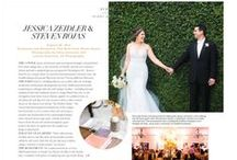 Elite-Publishing / Starting the new year with a bang! 4 magazine features of 3 amazing weddings produced by my #eliteteam  A huge THANK YOU to all of my #elitevendors for always going above and beyond for the #elitebride  #lovewhatido #ideas #love #miamiweddings #luxury #toomanytotag #platinumweddings @wedding_style @modernluxury #carascolombia #revistaactual