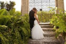 Elite Wedding-Diana & Patrick 3.15.14 / This gorgeous gold and white wedding took place at the historical Cruz Building in Miami, FL. Diana and Patrick, I loved working with you both on making your wedding #elite!