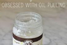 Oil pulling & Coconut Oil