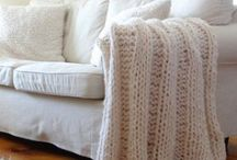 Beginner Knit / All super easy knit patterns and ideas / inspirations!
