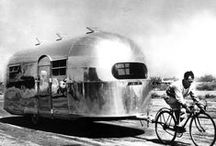 Airstream - vintage photos