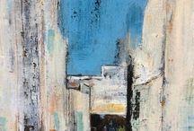 Mondi lontani - Gianluca Dal Bianco paintings on far away places / Gianluca Dal Bianco acrylics and oil paintings