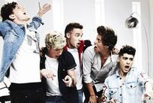 Directioner Forever / One Direction. Zayn. Harry. Liam. Louis. Niall.