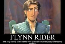Tangled <3 / Okay, Can I have Eugene?