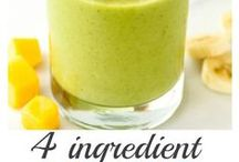 4 Ingredients / Recipes that use 4 ingredients or less