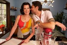 Extra Virgin Tuscan Gun / Gabriele Corcos & Debi Mazar - recipes and stories about Tuscany and daily Italian living - celebration of life!