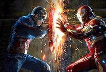 I wish I lived in The MCU with Superpowers / The Marvel Cinematic Universe - Fandom RDJ = Iron Man <3 Steve+Bucky= :*
