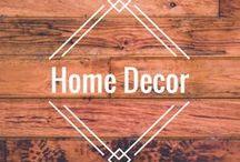 Home decor / Home decor and organization,