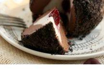 F O O D   Sweeties / Tartas + Dulces + Cholocate + Canela + Crema + Azucar + Donuts + Helados + ...