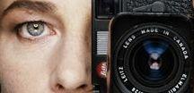 Beroemdheden met hun camera's