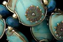 glass beads /glaskralen