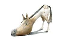 Horses - Fashion & Decor / by Shelley Cheremkora